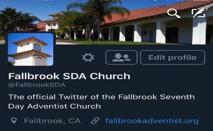 Fallbrook Adventist Church - Current Events