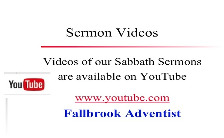 Fallbrook Adventist Church - Current Events